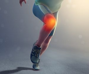 Knee article for pain